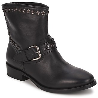 JFK MASELLE women's Mid Boots in Black