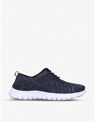 Nine West Stax knitted trainers