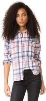 Sundry Basic Plaid Shirt
