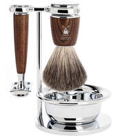 Mühle Rytmo Traditional Shaving Set - Ash by 4pcs Set)