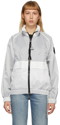 Moncler White Groseille Jacket