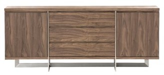 Bryan Dining Buffet Orren Ellis Color: Natural Walnut