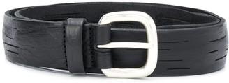 Andersons Distressed Buckle Belt
