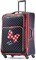 American Tourister Disney's Minnie Mouse Red Bow & Faces Spinner Luggage by