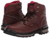Rocky 6 Rams Horn Soft Toe (Dark Brown) Men's Boots
