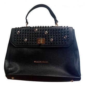 Silvian Heach Black Plastic Handbags