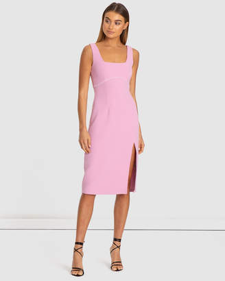 Bwldr Francis Split Front Dress