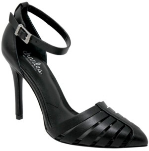 Charles by Charles David Playful Two-Piece Pumps Women's Shoes