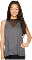 Lucy Manifest Mesh Tank Top Women's Sleeveless