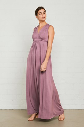 Rachel Pally Long Sleeveless Caftan Dress