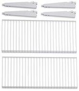 "Rubbermaid Configurations Custom Closet Add-On Shelving Kit, White, 26"", FG3H9103WHT"