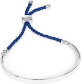 Monica Vinader Fiji sterling silver friendship bracelet