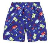 Zoggs Robot Print Board Shorts, Boy's