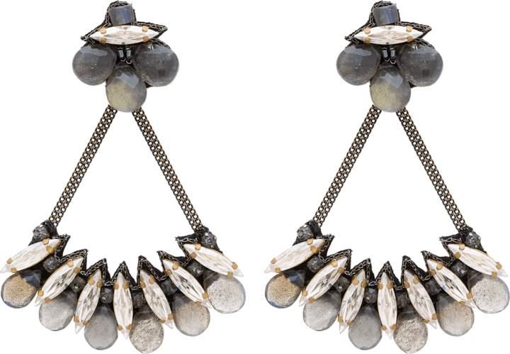 Deepa Gurnani Kirstie Earrings