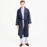 Heathered Flannel Robe