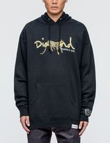 Diamond Supply Co. Leopard OG Script Hoodie