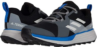 adidas Outdoor Terrex Two (Black/Grey One/Glory Blue) Men's Running Shoes