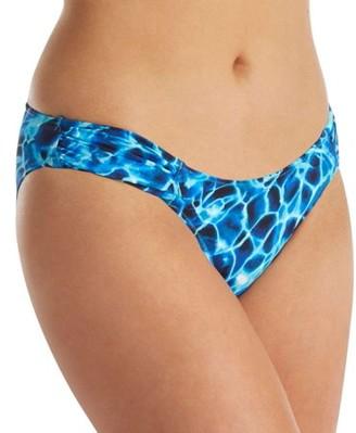 Smart & Sexy Women's Swim Secret Side Ruched Swimsuit Bottom