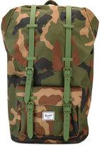 Herschel camouflage backpack - unisex - Cotton - One Size