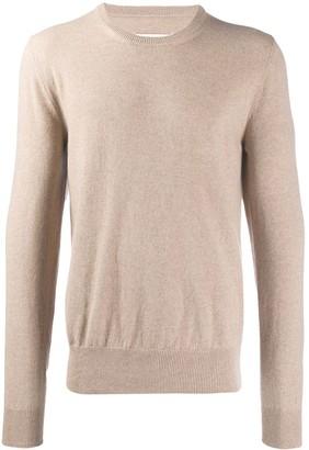 Maison Margiela crew neck sweater