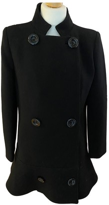 Raoul Black Wool Jacket for Women
