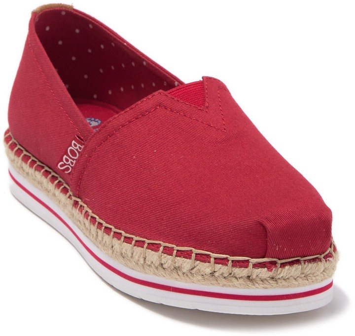 4d70fb8c25d91 Bobs Breeze New Discovery Slip-On Espadrille Sneaker
