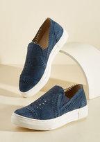 So Nice Suede Slip-On Sneaker in 6.5