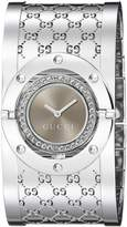 Gucci Women's YA112416 Twirl Dial Watch