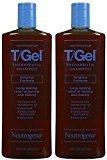 Neutrogena T/Gel Therapeutic Shampoo, Original Formula - 16 oz - 2 pk