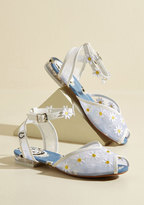 Miss L Fire Wait and Daisy Sandal in 38