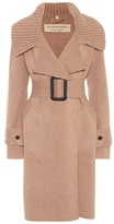 Burberry Piota knit trench coat