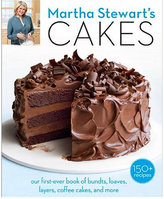 Martha Stewart Cakes Cookbook
