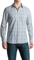 Jachs NY Cotton Check Shirt - Long Sleeve (For Men)