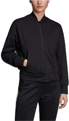 adidas Id Mesh Bomber Jacket