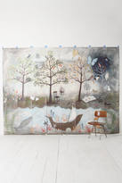 Anthropologie Rebecca Rebouche Enchanted Forest Mural