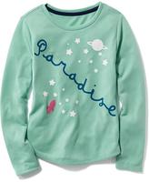 Old Navy Relaxed Graphic Sleep Tee for Girls