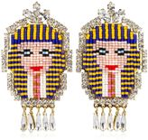 Shourouk Pharaoh Earrings