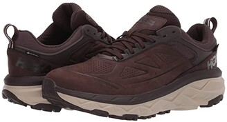 Hoka One One Challenger Low GORE-TEX(r) (Black) Men's Shoes
