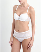 Chantelle Idole stretch-lace memory foam t-shirt bra