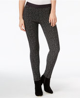 Rachel Roy Printed Jacquard Leggings