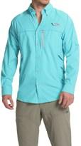 Columbia PFG Airgill Solar Shirt - Omni-Freeze® ZERO, UPF 50, Long Sleeve (For Men)