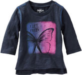 Osh Kosh Oshkosh Long-Sleeve T-Shirt - Girls 4-6x
