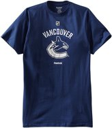 Reebok Vancouver Canucks Logo Hockey Unisex Toddler T-Shirt
