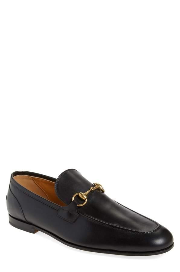 Gucci Jordaan Bit Loafer