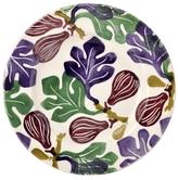 Emma Bridgewater Figs Earthenware 8.5 Inch Plate