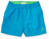 Ralph Lauren Childrenswear Twill Swim Trunks