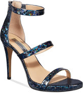 INC International Concepts Sadiee Strappy Dress Sandals, Only at Macy's