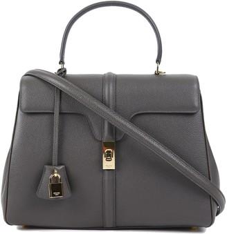 Celine Medium 16 Leather Shoulder Bag
