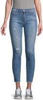 Siwy Sara Distressed Skinny Jeans