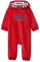 Gap Pro Fleece logo zip one-piece